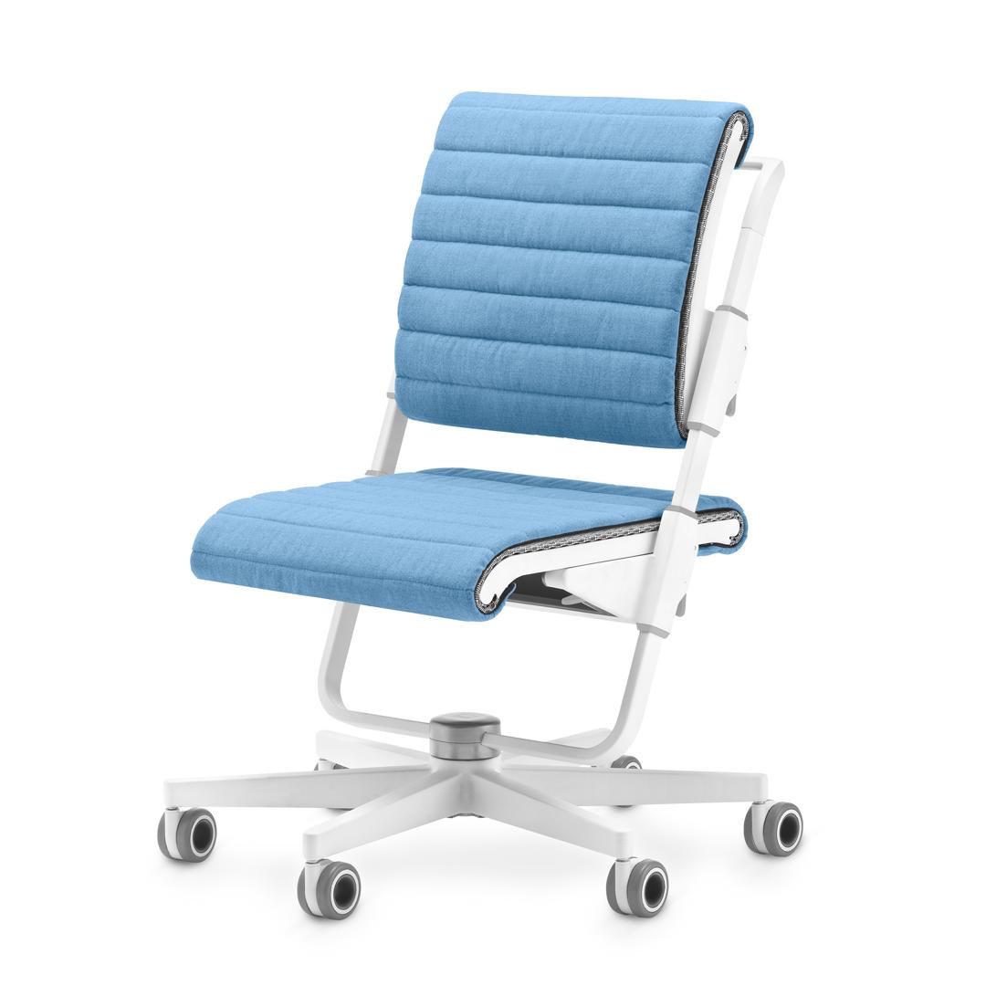 moll-unique-Drehstuhl-S6-Polster-hellblau-Netzstuhl-Kinderdrehstuhl-Schreibtischstuhl