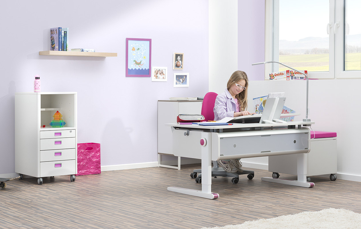 Kinderschreibtisch moll  moll Champion children desk - Moll Funktion