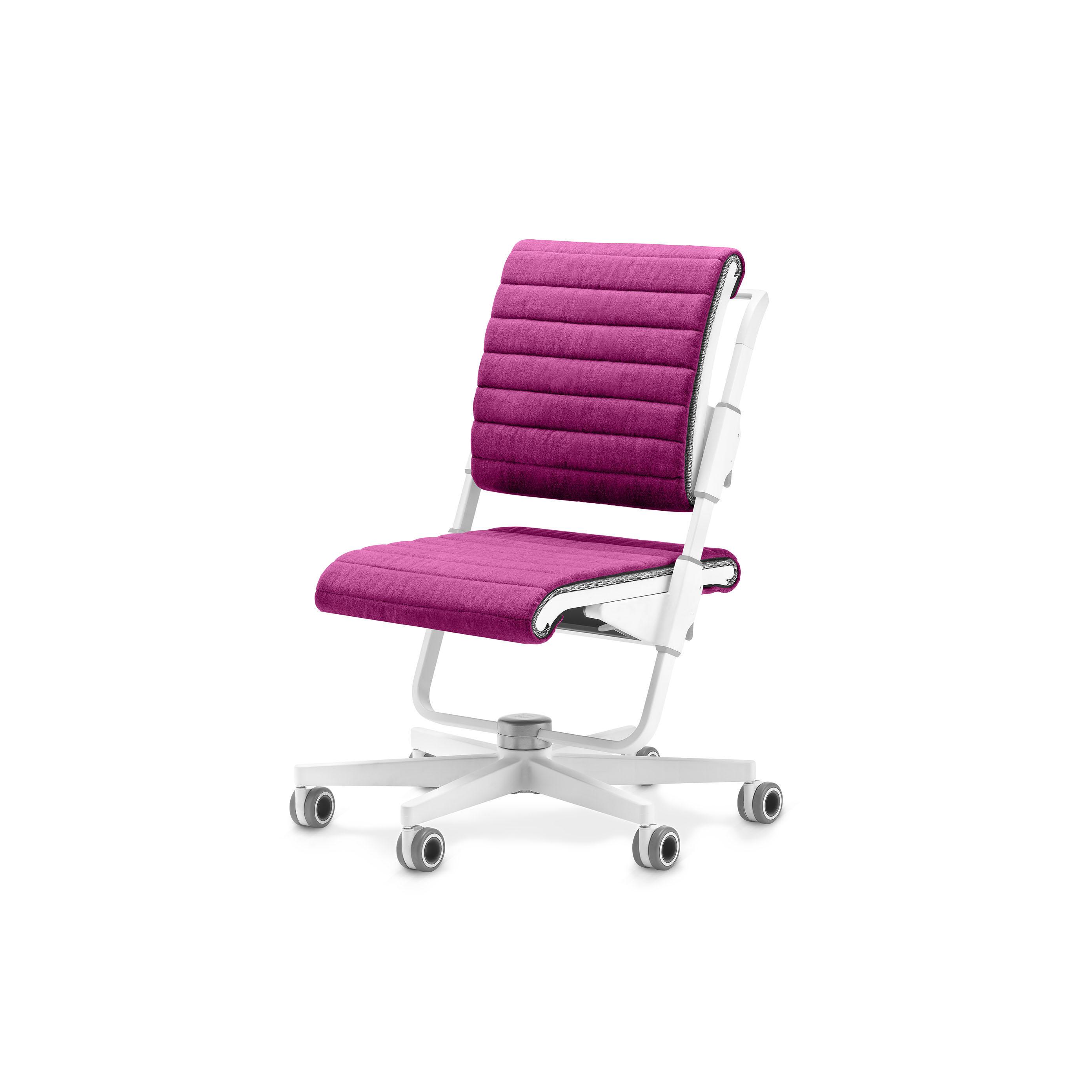 moll-unique-Drehstuhl-S6-Polster-pink-ergonomischer-Netzstuhl-Drehstuhl-Schreibtischstuhl-Kopie1
