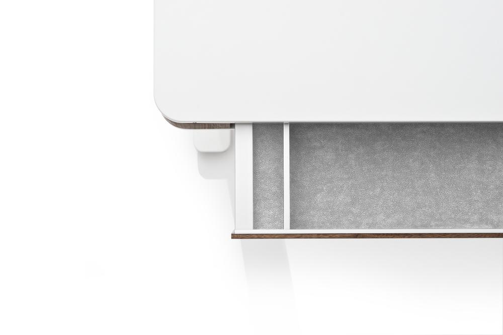Schublade elektrisch perfect details with schublade for Schreibtisch ausfahrbar