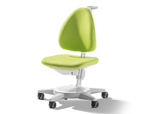moll Maximo Kinderdrehstuhl Jugenddrehstuhl verstellbar mitwachsend Rückenlehne Sitztiefe höhenverstellbar