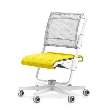 moll S6 Design Drehstuhl mit Netzbespannung