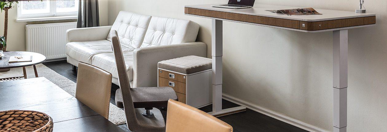 designmöbel von moll unique designschrebtisch T7 designdrehstuhl S6 höhenverstellbar made in germany