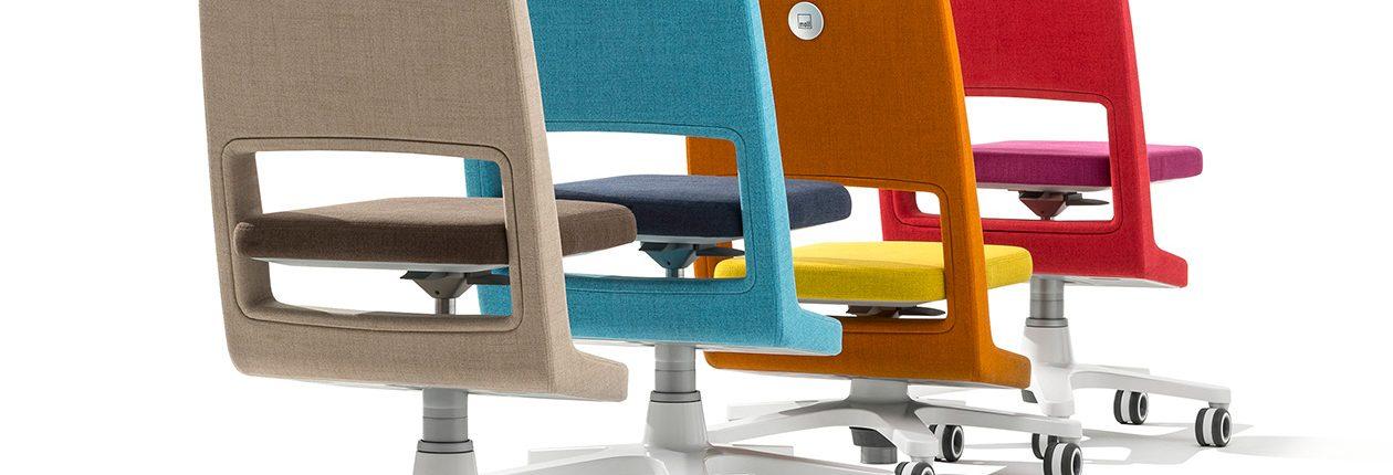 Drehstühle ergonomisch und höhenverstellbar von moll made in Germany