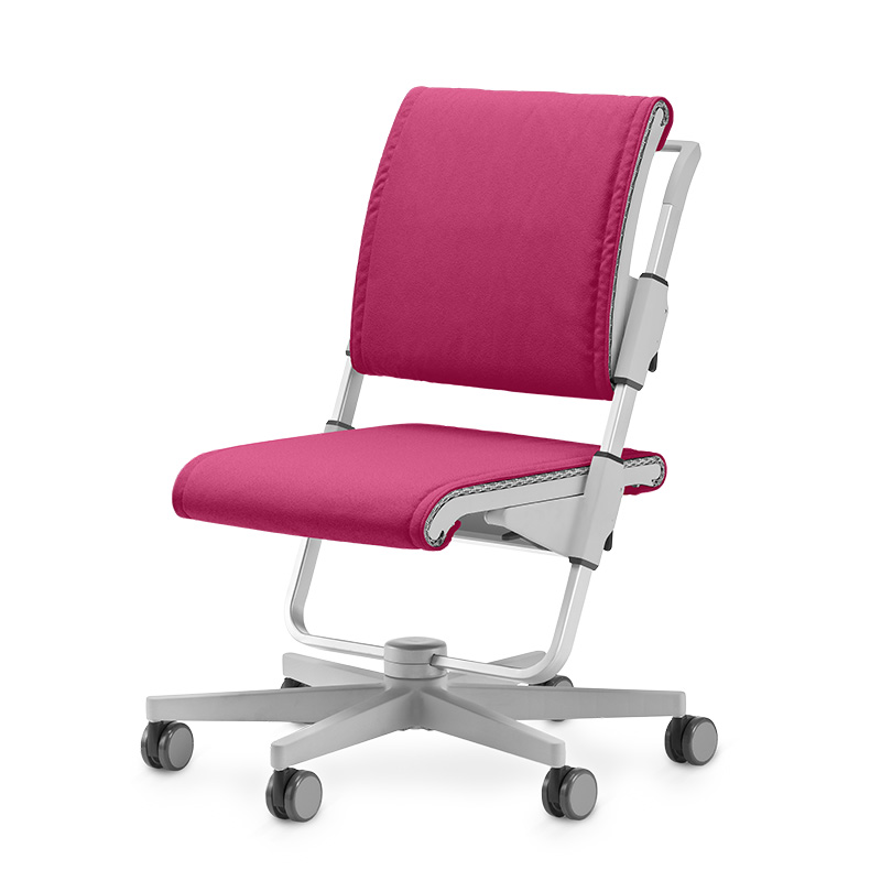 moll Scooter Kinderdrehstuhl Jugenddrehstuhl verstellbar mitwachsend Rückenlehne Sitztiefe höhenverstellbar