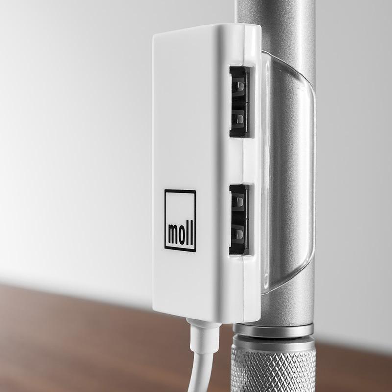 Дизайн лампы незначительные L7 порт USB
