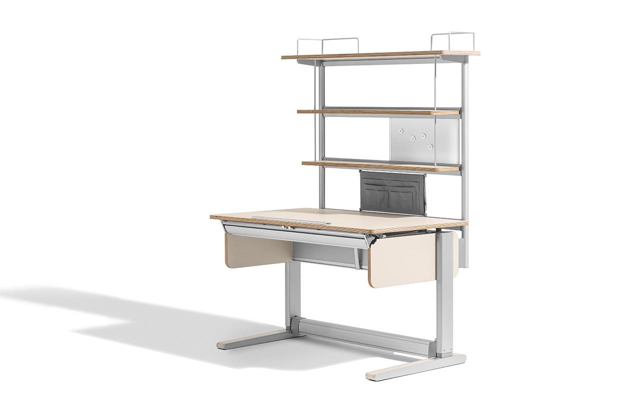 Moll T5 Höhenverstellbarer Schreibtisch Für Home Office Oder Privat